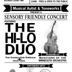 Sensory Friendly Concerts™ : Improving Equal Rights to the Fine Arts