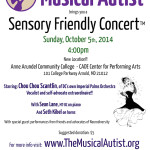 Sensory Friendly Concerts in MD and NJ!