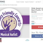 Help boost our 501c3 Non-Profit: The Musical Autist