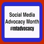 #mtadvocacy post 5th year running, and some exciting news