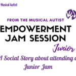 Don't Miss This Junior Jam Social Story!