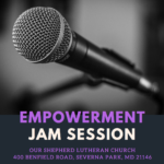 Empowerment Jam Session on February 23rd at 6pm!